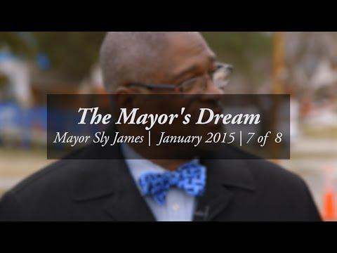The Mayor's dream -- Walk-and talk with Mayor Sly James #7/8