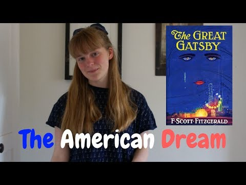 gatsbys american dream essay Free coursework on great gatsby american dream from essayukcom, the uk essays company for essay, dissertation and coursework writing.