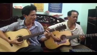 Mùa xuân trên thành phố Hồ Chí Minh  guitar Lâm - Thông