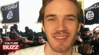 Pewdiepie Beefs with Twitter over Fake Terrorist Tweet and Unverified Himself!