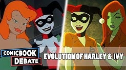 Duet Evolution of Harley & Ivy in Cartoons in 19 Minutes (2019)
