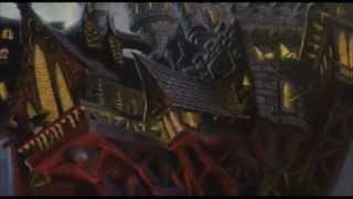 Castle Duckula - A time lapse painting by Alexander Devenport