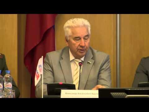 Александр Крупин депутат Тюменской областной Думы заместитель председателя комитета по аграрным во