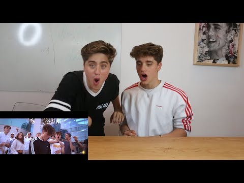 REACTING TO OUR NEW SONG: IT'S EVERYDAY BRO - Jake Paul ft Team 10