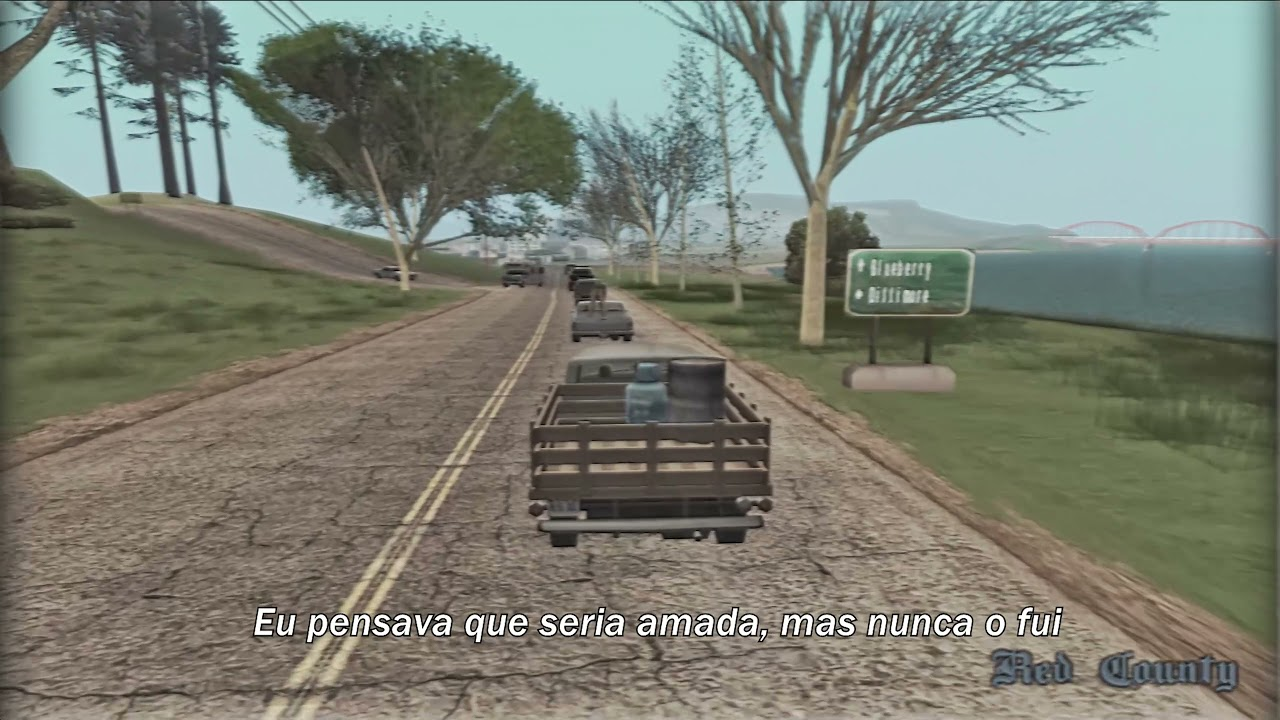 Louisiana Woman, Mississippi Man - GTA San Andreas (Legendado em Português)