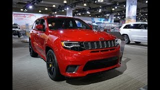 2019 Jeep Grand Cherokee Trackhawk 707hp