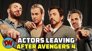 8 Actors Who Might Leave After Avengers 4 | Explained in Hindi