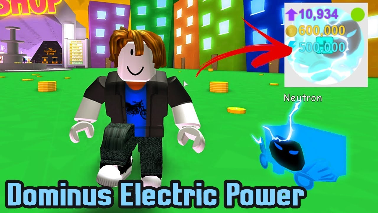 Noob With Dominus Electric! Dominus Electric Power!! Unlock