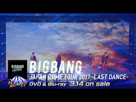 BIGBANG - HaruHaru -Japanese Version- (JAPAN DOME TOUR 2017 -LAST DANCE-)