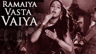ramayya vastawaiyya raj kapoor nargis shree 420 1955 bollywood classic song