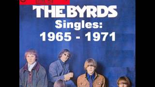 The Byrds - Columbia 45 RPM Records - 1965 - 1967