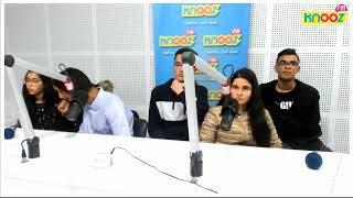 Gambar cover Diffusion en direct de KnOOz FM