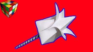 Оригами цветы. Как сделать тюльпан из бумаги своими руками. Поделки из бумаги.(Цветок Тюльпан Origami своими руками! Украшение и подарок! Учимся рукоделию! Всё поэтапно и доступно каждому.Ви..., 2015-11-24T13:10:34.000Z)