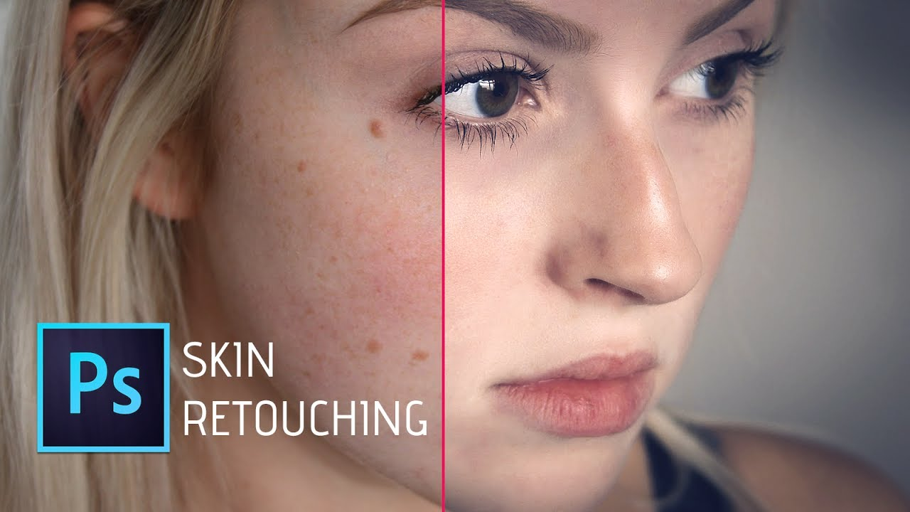 smooth skin photoshop