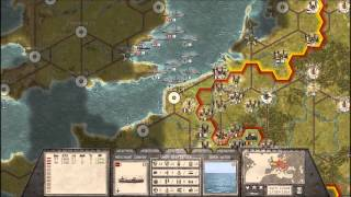 "Commander The Great War - ""Defeating France"" Cap 1/3"