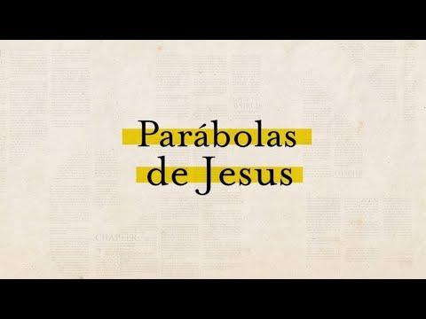 PARÁBOLAS DE JESUS - 7 de 7 - O Fariseu e o Publicano
