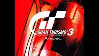 Gran Turismo 3 A Spec Driving Astra G, Supra and NSX