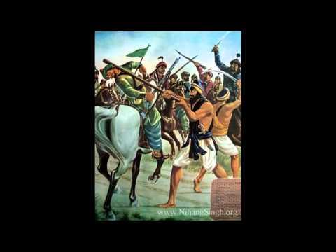sikh history post vadda ghallughaara 1762 part 1