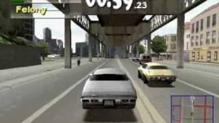 Driver 2 (2000) Gameplay