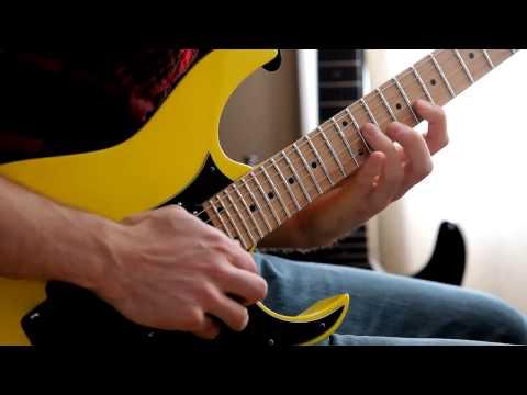 Megadeth - Hangar 18 - Guitar Cover (All Solos) by John Nuckols