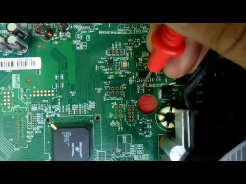 Reparacion De Error 0032 Xbox360 Slim Luz Roja Central No Todo Es
