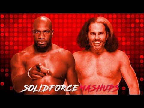 "WWE Mashup: Titus Worldwide and ""Woken"" Matt Hardy - ""Deletion Moves"""