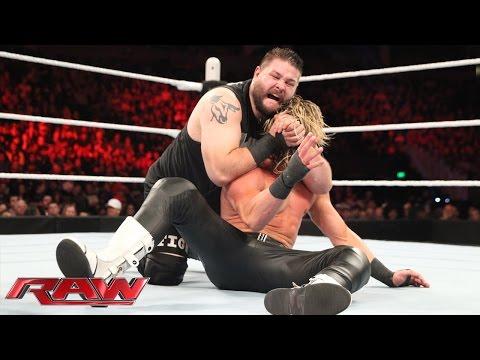 Dolph Ziggler Vs. Kevin Owens: Raw – 2. November 2015