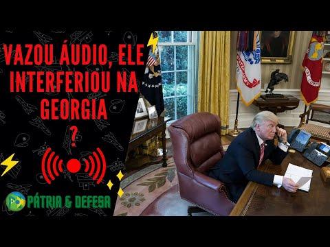 Vazou Áudio Entre Presidente e Secretário de Estado - O Que Tem de Especial ?