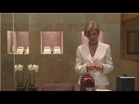 Cleaning Jewelry : How to Clean a Cubic Zirconium Diamond