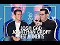 Josh Gad and Jonathan Groff | Best moments