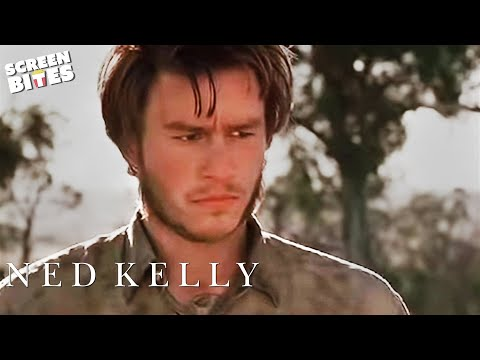 Ned Kelly: Ned (Heath Ledger) helps Julia (Naomi Watts) with her horse
