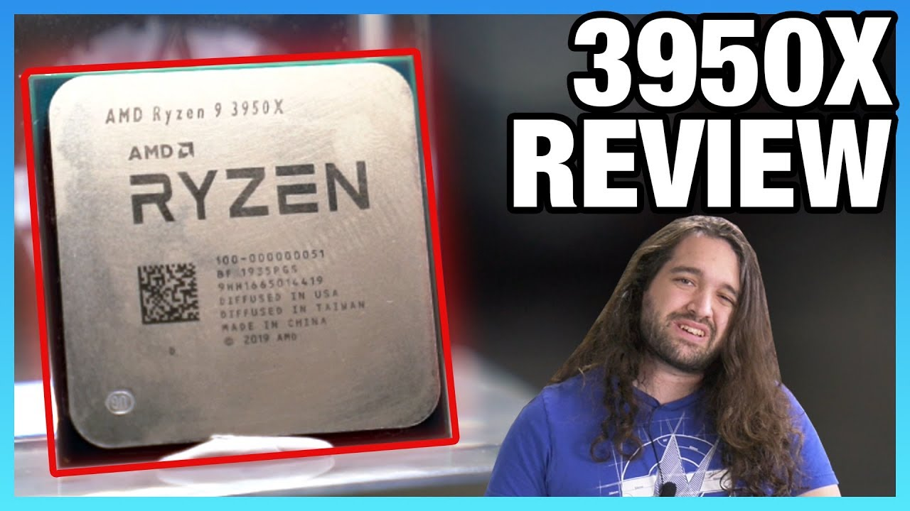 AMD Ryzen 9 3950X Review: Premiere, Blender, Overclocking, & Gaming CPU Benchmarks