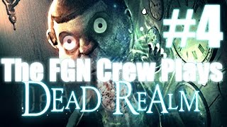 The FGN Crew Plays: Dead Realm #4 - I smell a RAT (PC)