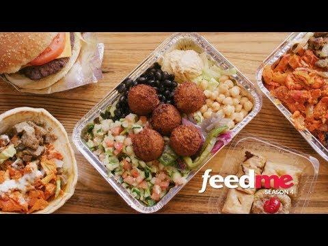 Halal à la Cart: Feed Me TV