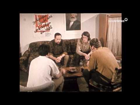 Dokumentation Bewegungen in Berlin 1970 Teil 1
