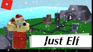 How far can you go with ONLY Elf Roblox Tower Battles
