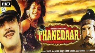Thanedaar 1990 - Action Movie | Jeetendra, Sanjay Dutt, Jaya Prada, Madhuri Dixit-Nene.