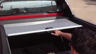 Roller Lids -- Sport Lids, Tonneau Covers -- Aluminium Sliding Lid