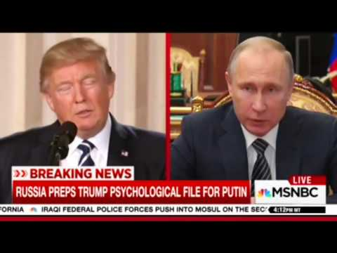 Pres. Trump's PSYCHOLOGICAL PROFILE requested by PUTIN