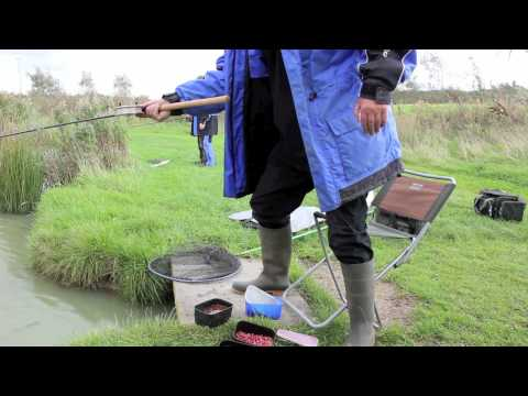 HOW TO USE A CENTREPIN REEL ON STILLWATERS