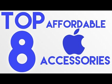 Top 8 Affordable 3rd party Apple Accessories