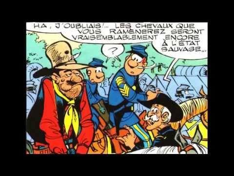 Gaston Lagaffe, Spirou et Fantasio, Les Tuniques bleues, Pif et Hercule!