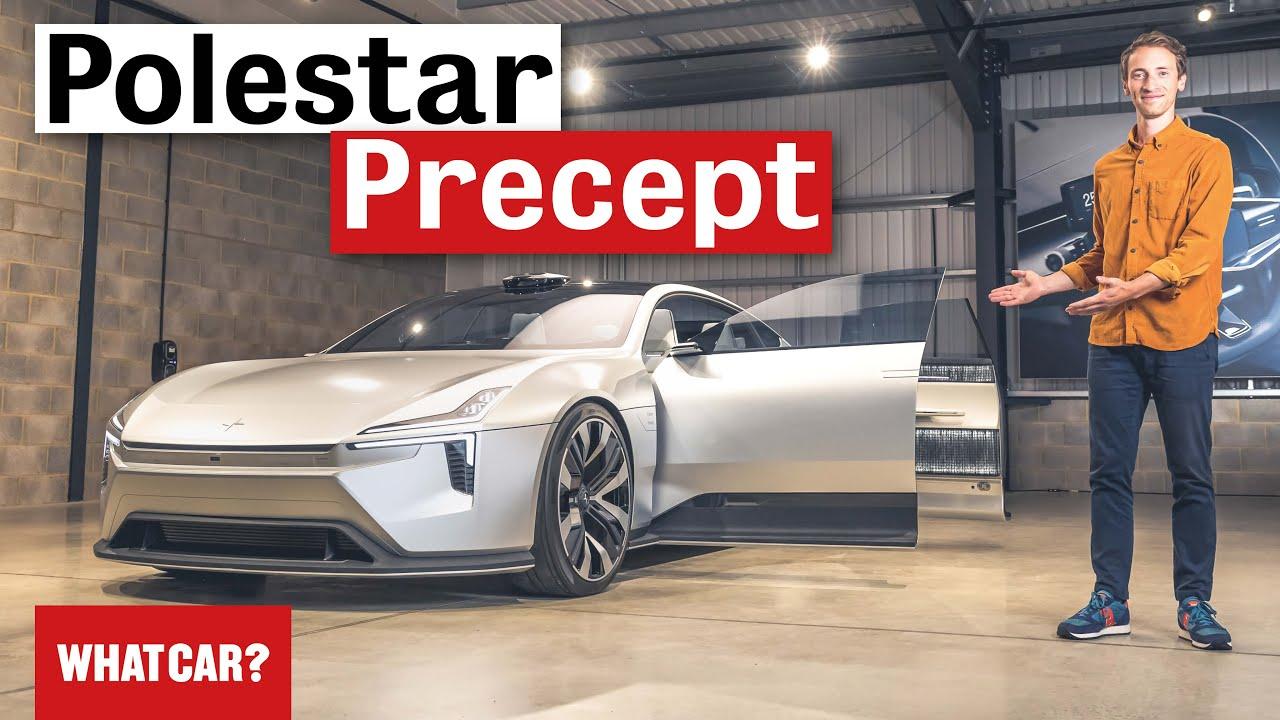 NEW Polestar Precept walkaround – electric car of the future? | What Car?