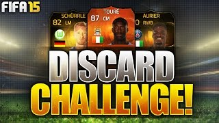 FIFA 15 DISCARD PACK CHALLENGE!!! OMFG A TOTT & AN INFORM!!! Fifa 15 Discard Pack Opening
