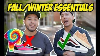 AFFORDABLE FALL/WINTER ESSENTIALS YOU NEED!
