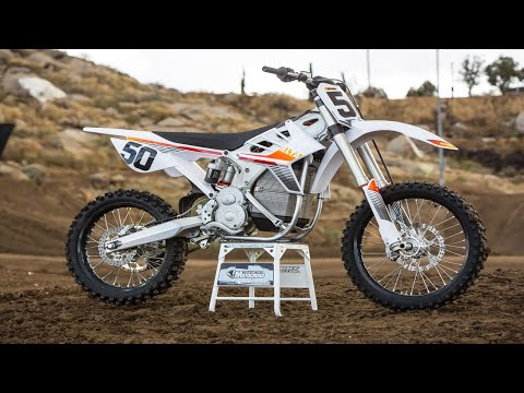 2018 Alta REDSHIFT MXR | First Ride | TransWorld Motocross