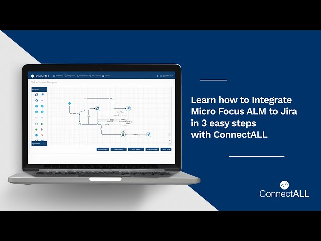 ConnectALL : Integrate Micro Focus ALM and Jira Software — 3 Easy Steps