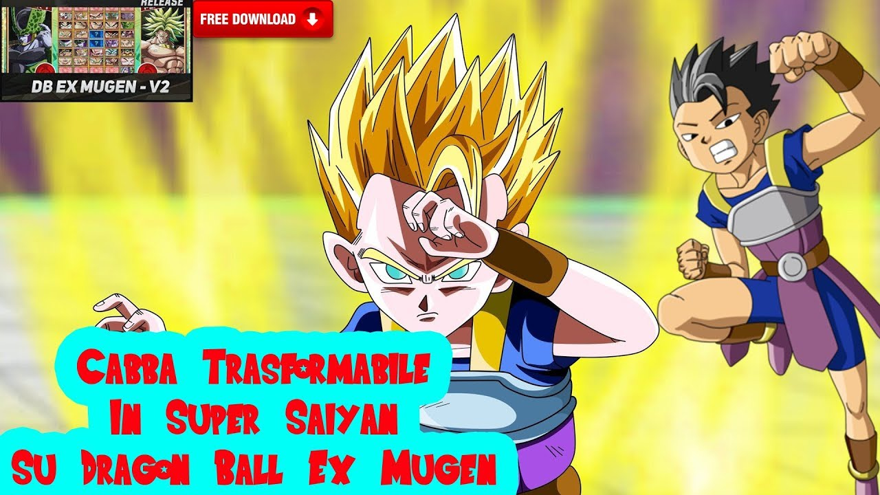 tutti mugen dragon ball