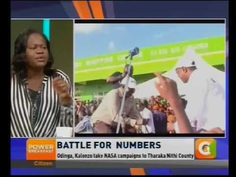 Power Breakfast News Review : Battle for numbers