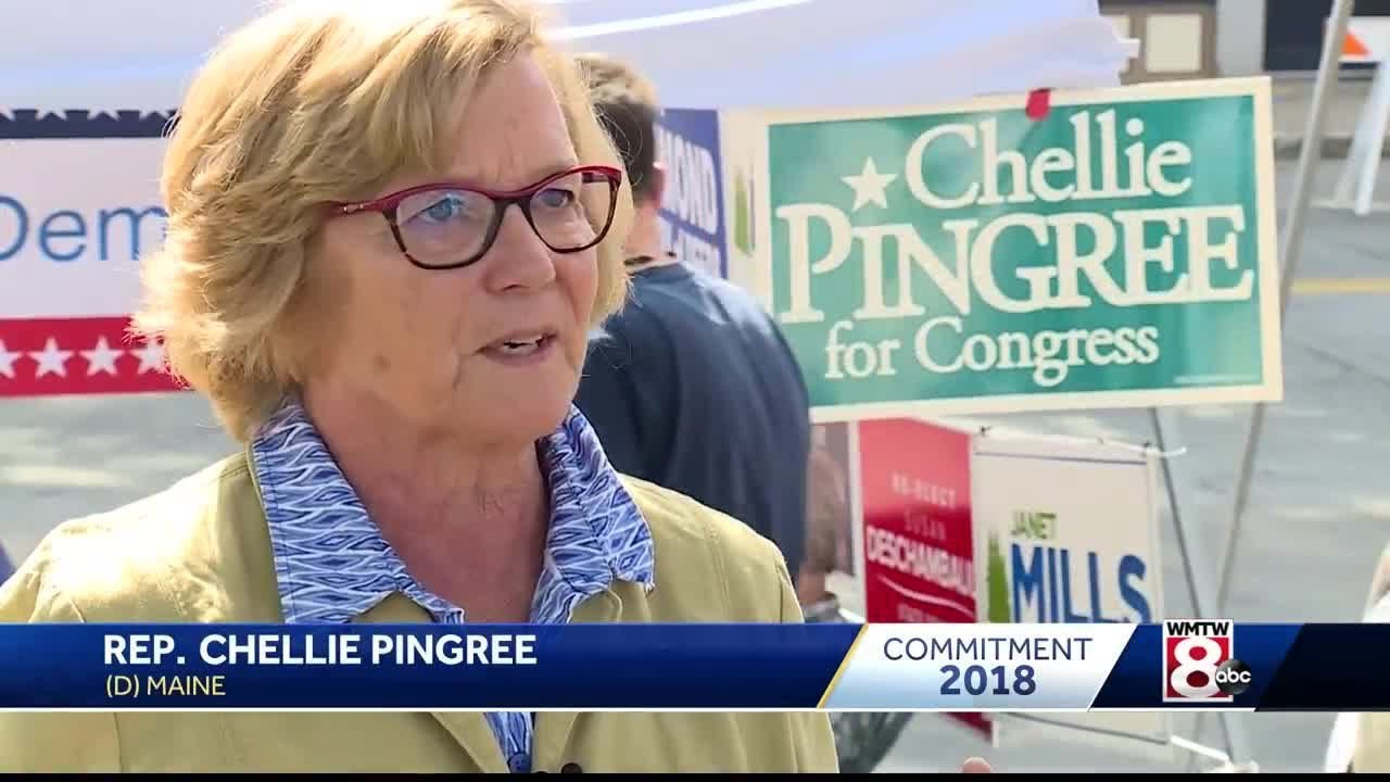 Candidate Profile Rep Chellie Pingree